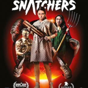 Win 'Snatchers' on Blu-ray! **COMPETITION CLOSED**