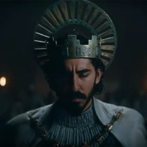 Curious first trailer for David Lowery's The Green Knight starring Dev Patel