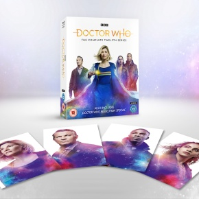 Doctor Who Series 12 available on DVD and Blu-ray from 20 April!