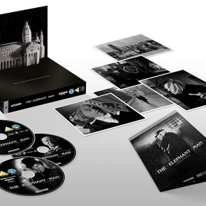 The Elephant Man Blu-ray review: Dir. David Lynch [2020 Collector's Edition]