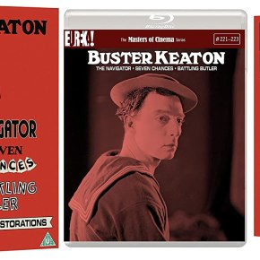 Buster Keaton: The Navigator / Seven Chances / Battling Butler – Limited Edition Blu-ray review [Masters of Cinema]