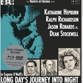 Long Day's Journey into Night Blu-ray review: Dir. Sidney Lumet [Masters of Cinema]