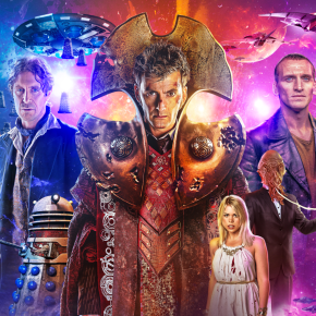 BBC announces the new Doctor Who multi-platform story 'Time Lord Victorious'