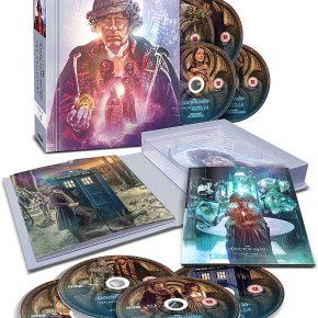 Doctor Who: The Collection – Season 14 Blu-rayreview