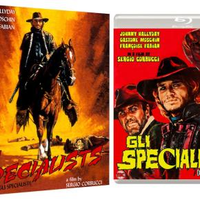 The Specialists (Gli Specialisti) Blu-ray review: Dir. Sergio Corbucci [Masters of Cinema]