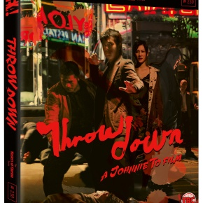 Throw Down Blu-ray review: Dir. Johnnie To [Masters of Cinema]