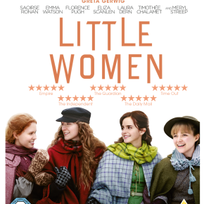 Win Greta Gerwig's Little Women on Blu-ray! *COMPETITION CLOSED*
