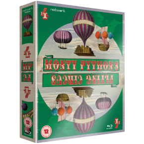 Win Monty Python Series 1 – 4 on Blu-ray!!