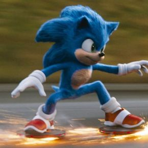 Sonic the Hedgehog Blu-ray review: Dir. Jeff Fowler (2020)