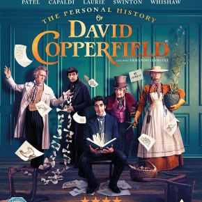 The Personal History of David Copperfield Blu-ray review: Dir. Armando Iannucci (2020)