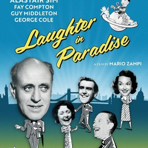 Laughter In Paradise Blu-ray review: Dir. Mario Zampi