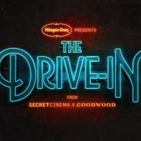 Secret Cinema launches 'Drive-In' – in partnership with Häagen- Dazs and Goodwood Motor Circuit!
