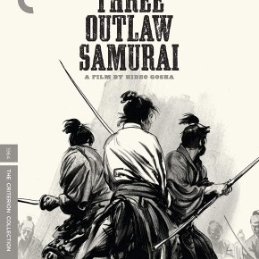 Three Outlaw Samurai Blu-ray review: Dir: Hideo Gosha (1964 – Criterion Collection)