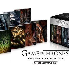 Game of Thrones: The Complete Collection is coming to 4K UHD this winter…