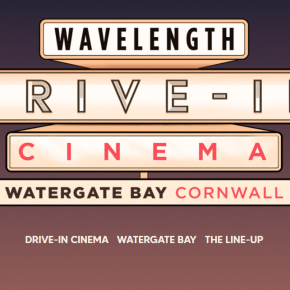 Cornwall's the Wavelength Drive-In Cinema series leads with Blue Juice and PointBreak