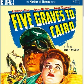 Five Graves To Cairo Blu-ray review: Dir. Billy Wilder [Masters ofCinema]