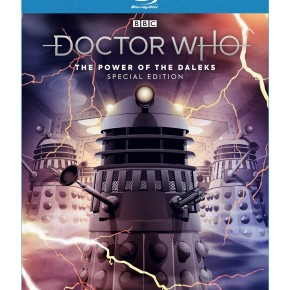 Doctor Who: The Power of the Daleks Blu-ray review [SpecialEdition]