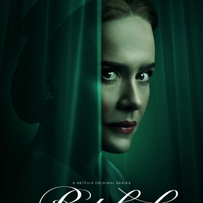 Sarah Paulson stars in Ratched, the new series from the creator of American Horror Story – On Netflix from 18 September…