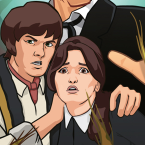 BBC Studios reveal artwork and extras for Doctor Who: Fury From The Deep animation