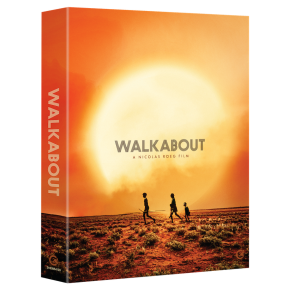 Walkabout Blu-ray review Dir: Nicolas Roeg [Second Sight]