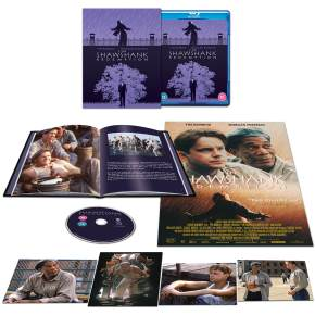 The Shawshank Redemption Ultimate Collector's Edition is escaping to Blu-ray…