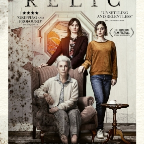 Watch the UK trailer for psychological horror Relic, the directorial debut from Natalie ErikaJames