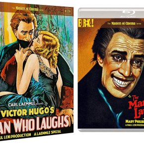 The Man Who Laughs 4K Blu-ray review: Dir. Paul Leni (Masters of Cinema)