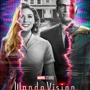 Curious, captivating teaser trailer for Marvel Studios' WandaVision, coming toDisney+