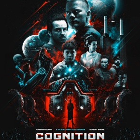 Trailer for Ravi Ajit Chopra's Cognition: High concept Sci-fi short starring Andrew Scott and Jeremy Irvine