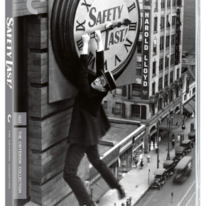 Safety Last! Blu-ray Review: Dir. Harold Lloyd and Sam Taylor [Criterion Collection]
