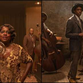 Viola Davis and Chadwick Boseman star in this epic trailer for Ma Rainey's Black Bottom – Coming to Netflix this December