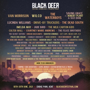 Van Morrison confirmed for Black Deer Festival 2021!