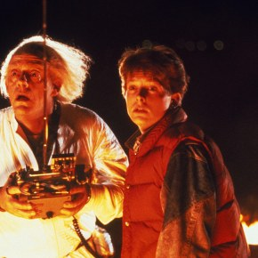 Film fans crown Back to the Future as the UK's favourite 80s movie!