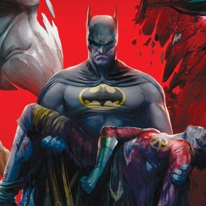 Batman: Death in the Family Interactive Blu-ray review: Dir. Brandon Vietti