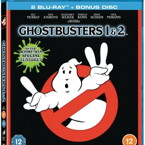 Win Ghostbusters 1 and 2, from Sony Pictures Home Entertainment, on Blu-ray! **COMPETITIONCLOSED**