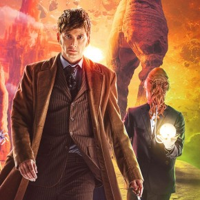 Book Review: Doctor Who – The Knight, the Fool and the Dead (Time Lord Victorious)