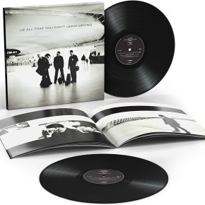 Review: U2 – All That You Can't Leave Behind (20th Anniversary Deluxe Vinyl)