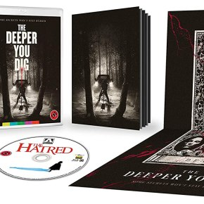 The Deeper You Dig Blu-ray review Dir: The Adams Family