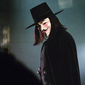 V for Vendetta 4K UHD/Blu-ray review: Dir. James McTeigue (2020)