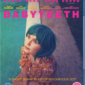 Win Babyteeth, starring Eliza Scanlan and Toby Wallace, on Blu-ray!