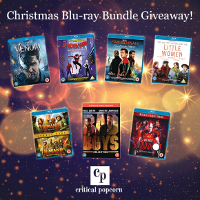 Win a Sony Blu-ray Bundle including Jumanji, Spider-Man: Far from Home, Venom, Little Women and more! **COMPETITION CLOSED**
