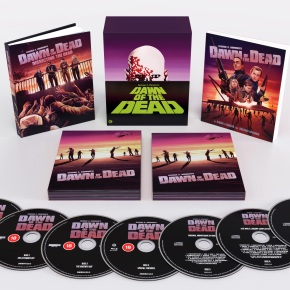 Dawn of the Dead 4K Blu-ray review: Dir. George A. Romero [Limited Edition Box Set]