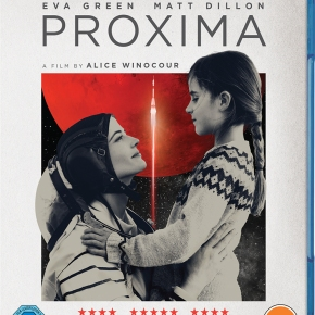 Win Proxima, directed by Alice Winocour and starring Eva Green, on Blu-ray!