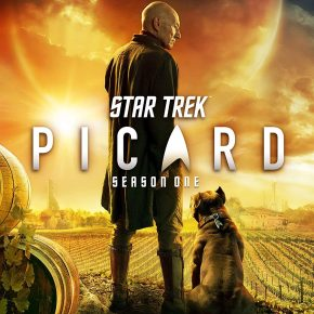 All the info for Star Trek Picard S1, coming to Blu-ray and Ltd Ed Steelbook this 25January