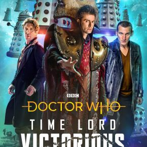 Book Review: Doctor Who – All Flesh is Grass (Time LordVictorious)