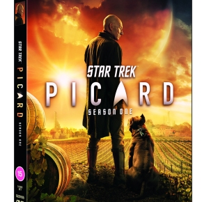 Win Star Trek: Picard Season One on DVD! **COMPETITION CLOSED**