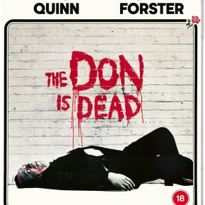The Don Is Dead Blu-ray review Dir: Richard Fleischer [Eureka Classics]