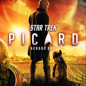 """Star Trek: Picard Season 1 Blu-ray review: """"An ambitious, exciting series that takes Trek to anotherlevel"""""""