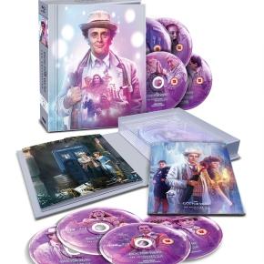 BBC Studios announces Doctor Who: The Collection – Season24