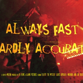 Always Fast Hardly Accurate review: Dir. Milton (2021)
